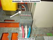 Oxidation - Replace Component